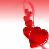 Valentine's day background royalty free illustration