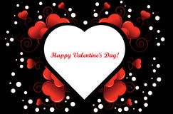 Valentine's Day background Royalty Free Stock Photo