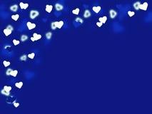 Valentine's Day background Royalty Free Stock Photos