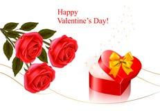 Valentine`s day background. Royalty Free Stock Photos
