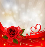 Valentine`s day background. Stock Image