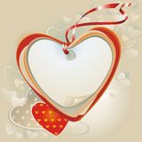 Valentine`s Day background. Royalty Free Stock Images