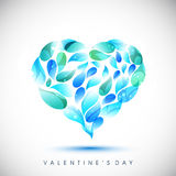 Valentine's Day background. Royalty Free Stock Photo