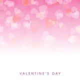 Valentine's Day background. Stock Photography