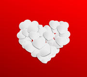 Valentine's day background. Royalty Free Stock Images