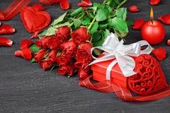 Valentine`s Day background Royalty Free Stock Photos