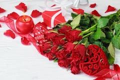 Valentine`s Day background Stock Image