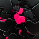 Valentine`s day background. Royalty Free Stock Photography
