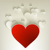 Valentine's day background. EPS 10. Valentine's day background. And also includes EPS 10 Royalty Free Stock Image