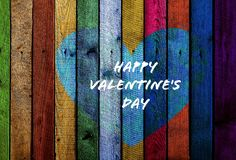 Happy Valentine`s Day ,Romantic and holiday concept royalty free stock photo