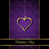 Valentine`s day background. Royalty Free Stock Photos
