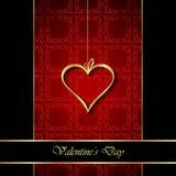 Valentine`s day background. Royalty Free Stock Photo