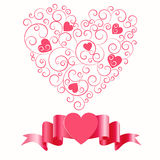 Valentines Day. Royalty Free Stock Images