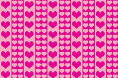 Valentine's Day background II Stock Image