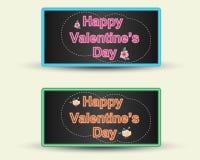 Valentine's day background. Illustration Stock Photos
