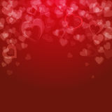 Valentine's day background,  Stock Photography