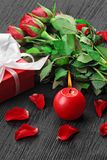 Valentine`s Day background Royalty Free Stock Image
