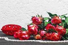 Valentine`s Day background Royalty Free Stock Photo