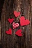 Valentine's day background Stock Photography