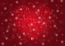 Valentine`s Day Stock Photography