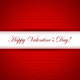 Valentine`s day background Stock Images