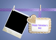 Valentine's day backround Royalty Free Stock Photo