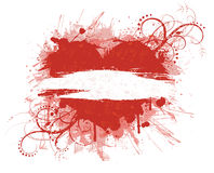 Valentine's day banner. Royalty Free Stock Photography