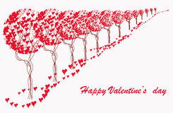 Valentine S Day Card Royalty Free Stock Image