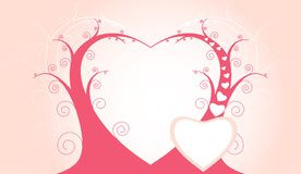 Valentine S Day Card Royalty Free Stock Images
