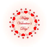 Valentine S Day Card Royalty Free Stock Photography