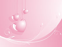 Free Valentine S Day Card Royalty Free Stock Photography - 7620727