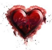 Valentine's Day Card Design Stock Photos