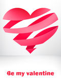 Valentine`s day card. + EPS8. Vector file Vector Illustration