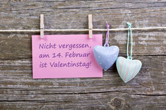 Valentine`s day Stock Photo