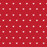 Valentine`s Day card, hearts Royalty Free Stock Photography