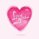 Valentine's Day Card Stock Photos