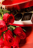Valentine's Day Celebration Royalty Free Stock Photo