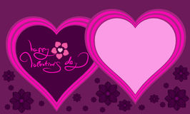 Valentine's Day celebration Royalty Free Stock Images