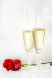 Valentine's day celebration Stock Image