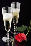 Valentine's day celebration Royalty Free Stock Image