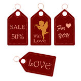 Valentine's day collection Royalty Free Stock Photos