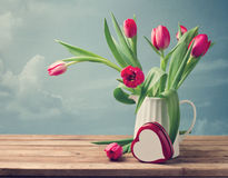 Valentine's Day concept Royalty Free Stock Photos