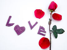 Valentines day concept background royalty free stock images