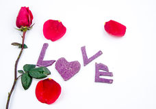Valentines day concept background Stock Photos