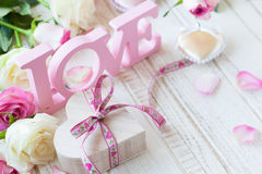 Valentine's day concept Stock Photo