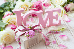 Valentine's day concept royalty free stock photo