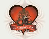 Valentine's day concept(no.1) Royalty Free Stock Photos