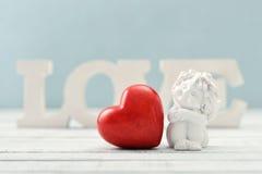 Valentine's day concept Stock Photos