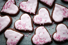 Free Valentine´s Day Cookies Stock Images - 28573044