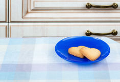 Valentine's Day Cookies Royalty Free Stock Photography